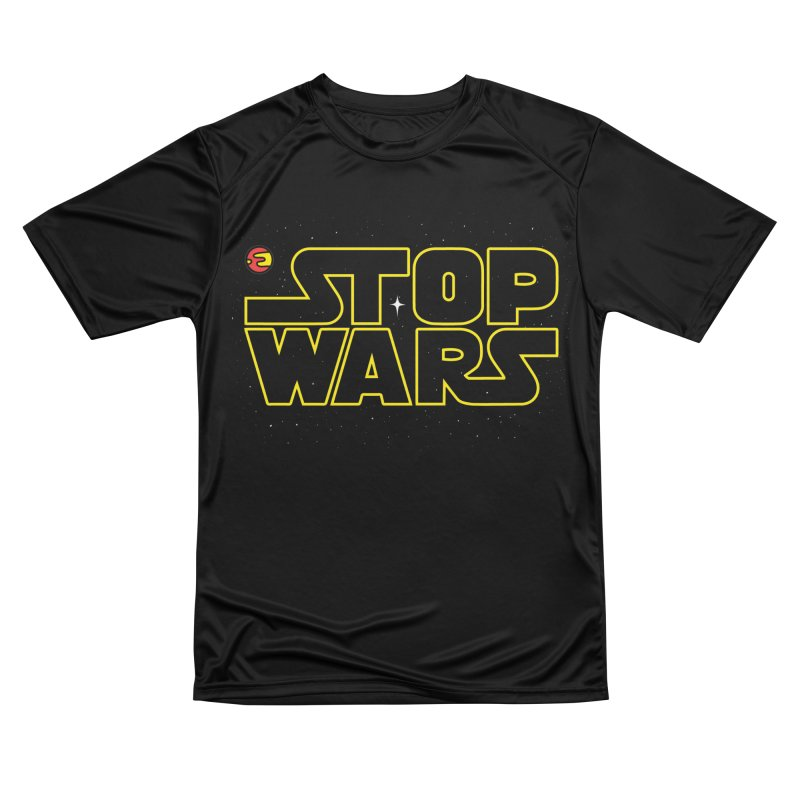 Stop Wars Men's T-Shirt by darruda's Artist Shop