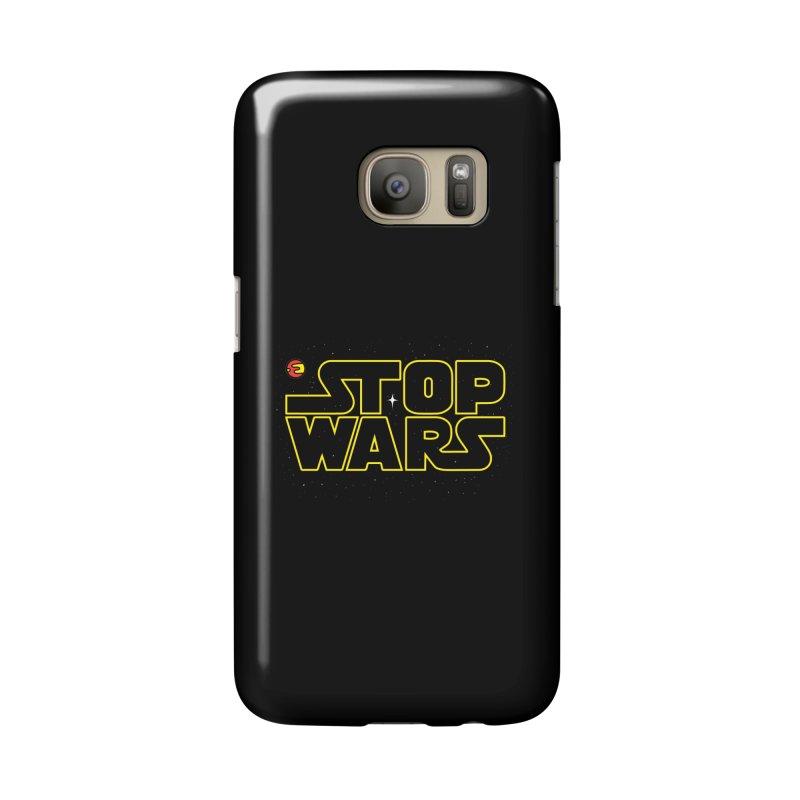 Stop Wars Accessories Phone Case by darruda's Artist Shop