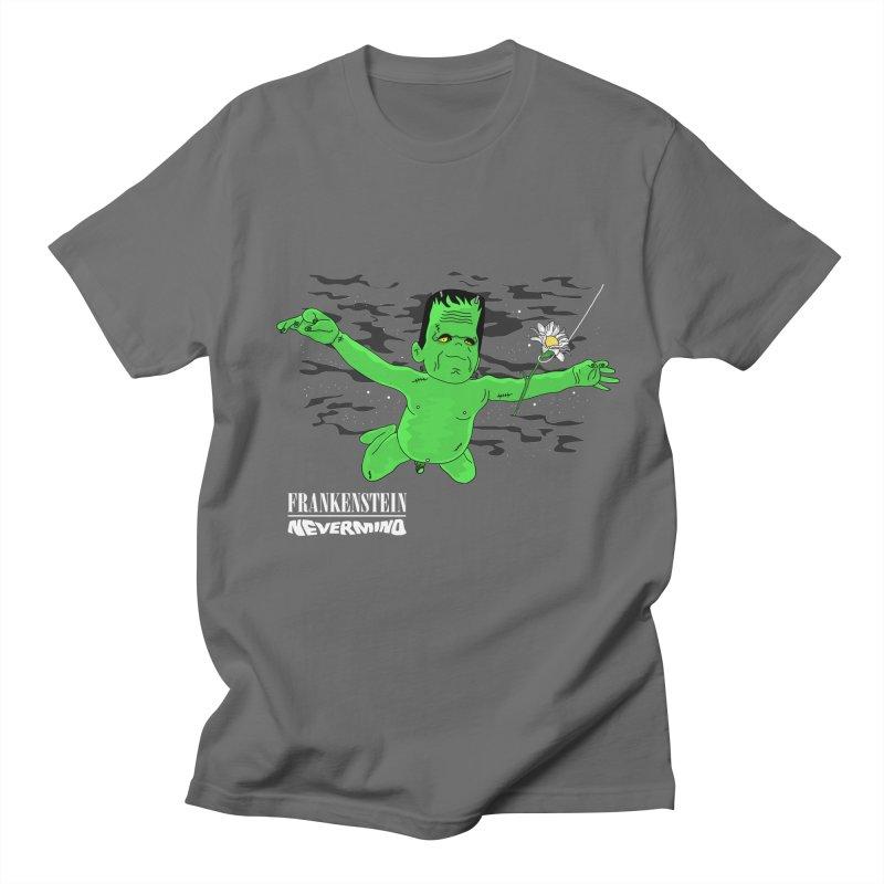 Nevermind Men's T-Shirt by darruda's Artist Shop