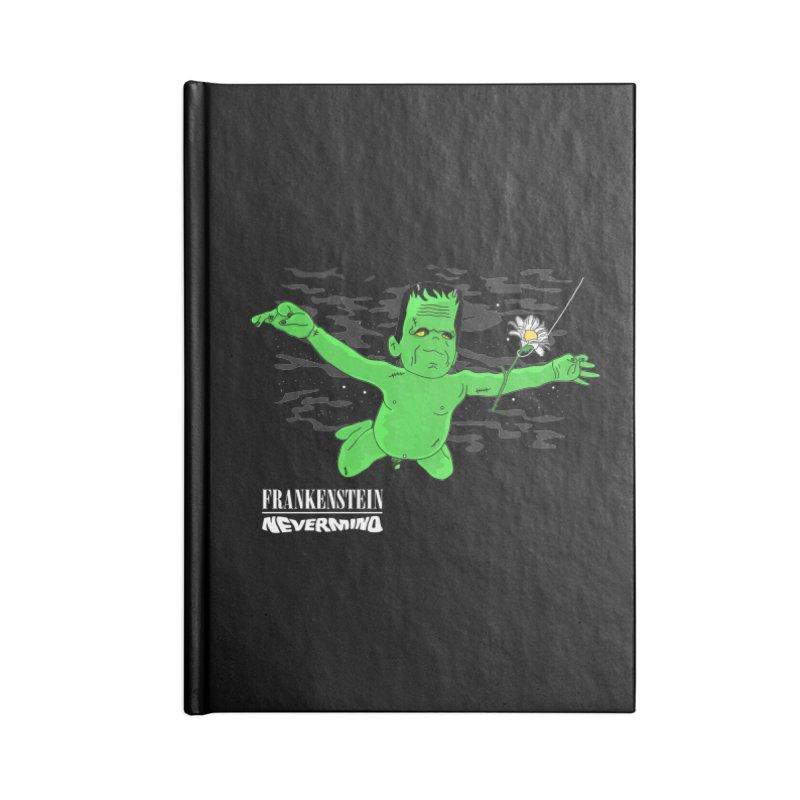 Nevermind Accessories Notebook by darruda's Artist Shop