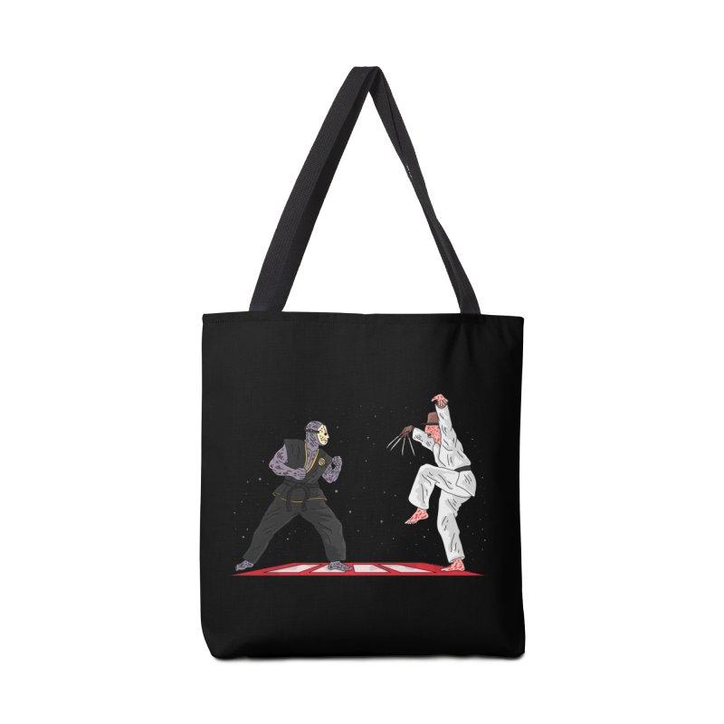 Cobra Kai Accessories Bag by darruda's Artist Shop