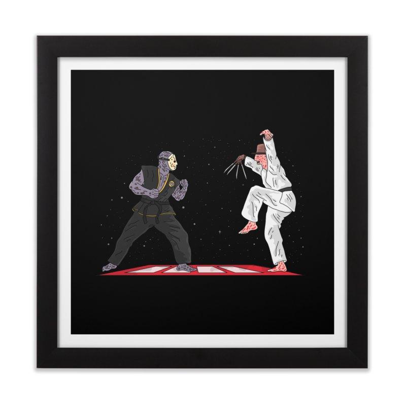 Cobra Kai Home Framed Fine Art Print by darruda's Artist Shop