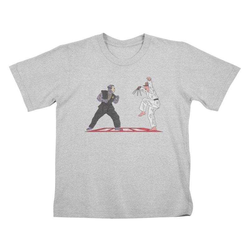 Cobra Kai Kids T-Shirt by darruda's Artist Shop