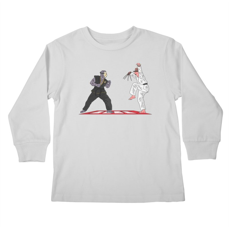 Cobra Kai Kids Longsleeve T-Shirt by darruda's Artist Shop