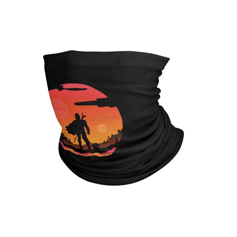 The Sunset Accessories Neck Gaiter by darruda's Artist Shop