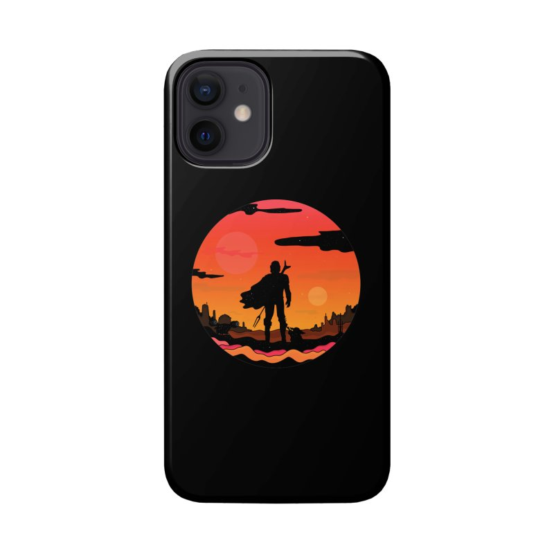 The Sunset Accessories Phone Case by darruda's Artist Shop