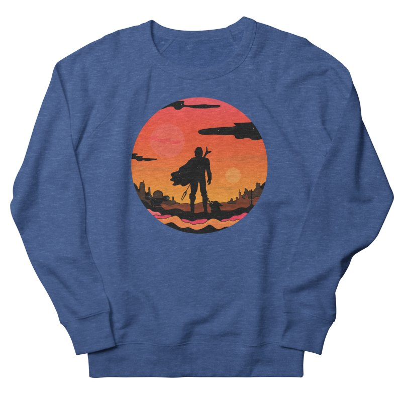 The Sunset Men's Sweatshirt by darruda's Artist Shop