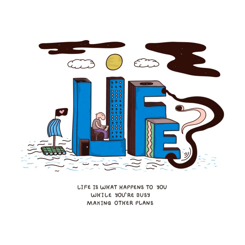 Life   by darruda's Artist Shop