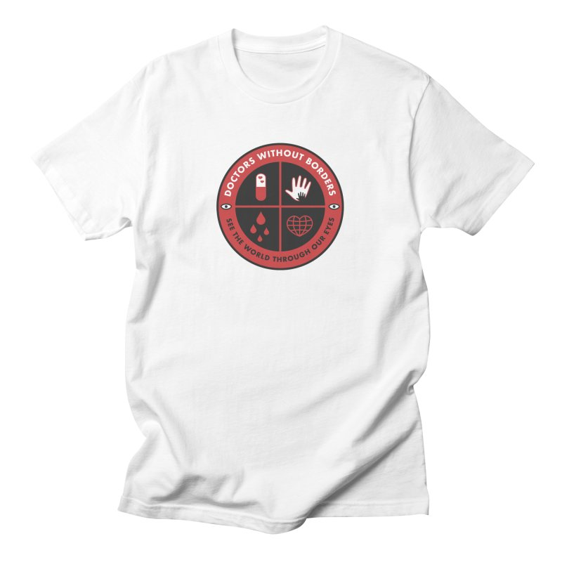 Doctors Without Borders Men's T-Shirt by darruda's Artist Shop