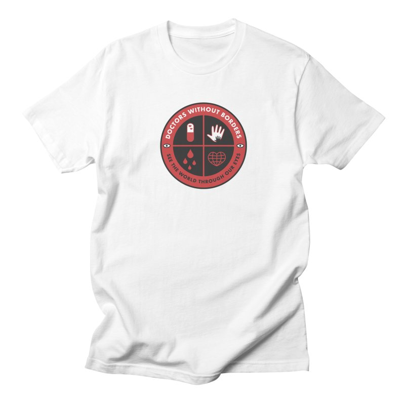 Doctors Without Borders Men's T-Shirt by darruda's Artist Shop