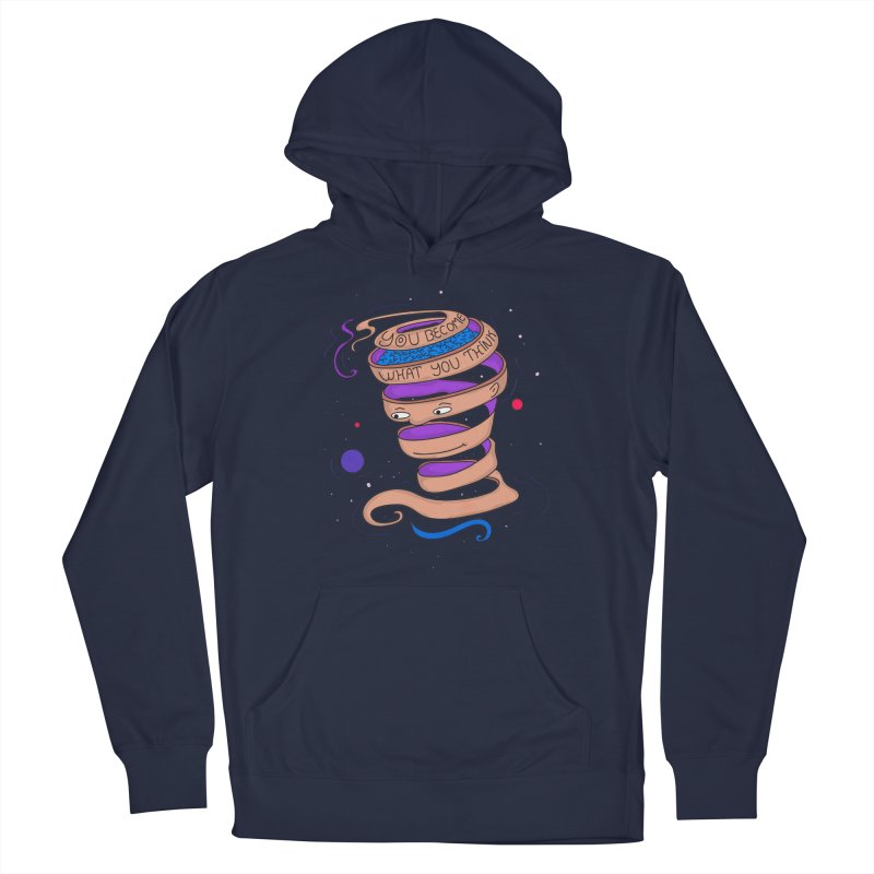 Become Men's Pullover Hoody by darruda's Artist Shop