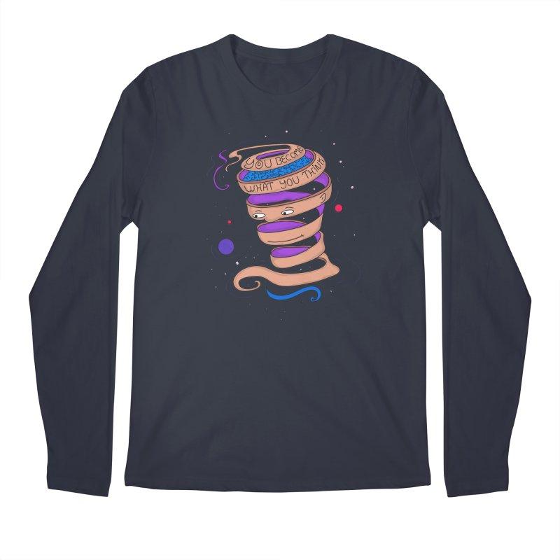 Become Men's Longsleeve T-Shirt by darruda's Artist Shop