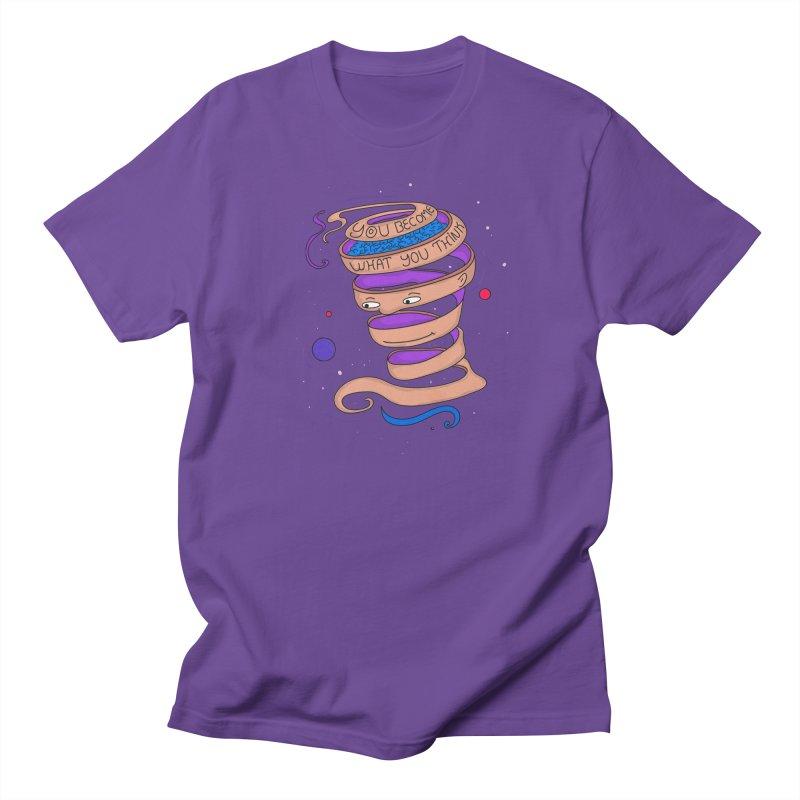 Become Women's Unisex T-Shirt by darruda's Artist Shop
