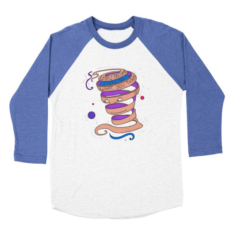 Become Women's Baseball Triblend T-Shirt by darruda's Artist Shop
