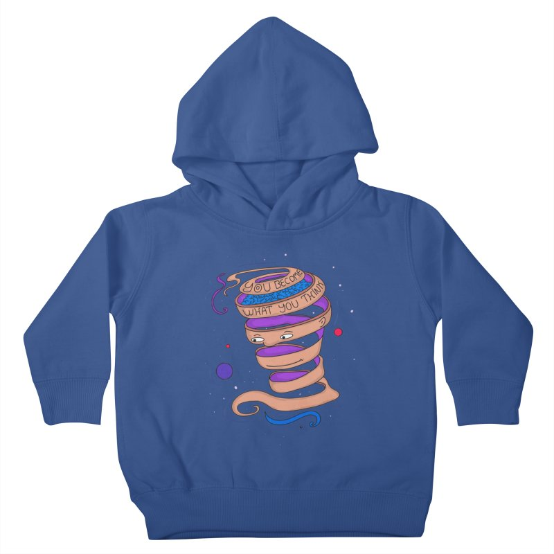 Become Kids Toddler Pullover Hoody by darruda's Artist Shop