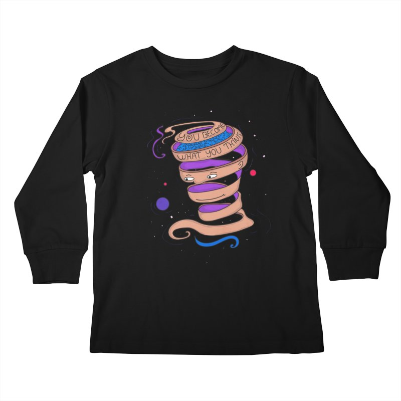 Become Kids Longsleeve T-Shirt by darruda's Artist Shop