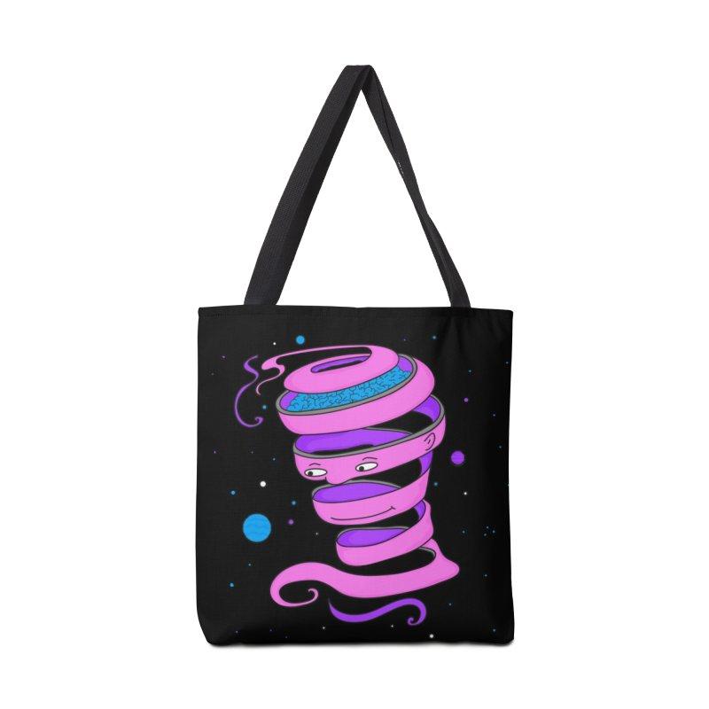 Mr Brain Accessories Bag by darruda's Artist Shop