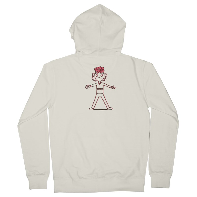 Connection Women's Zip-Up Hoody by darruda's Artist Shop