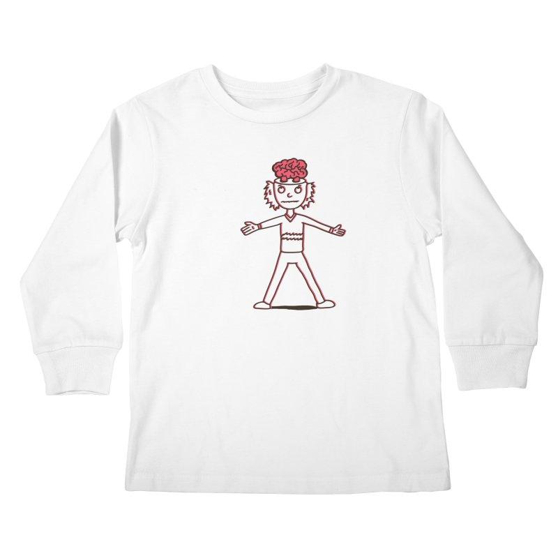Connection Kids Longsleeve T-Shirt by darruda's Artist Shop