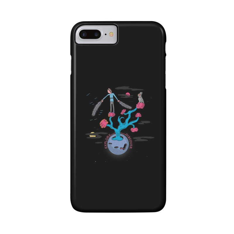 Explore, Discover Accessories Phone Case by darruda's Artist Shop