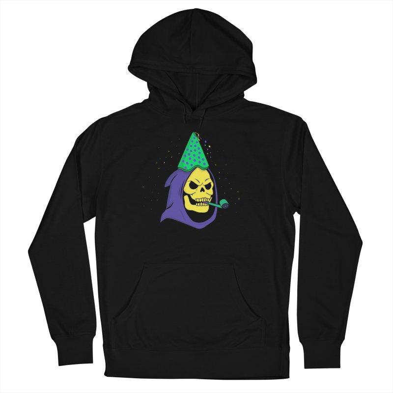 Skull Party Men's Pullover Hoody by darruda's Artist Shop