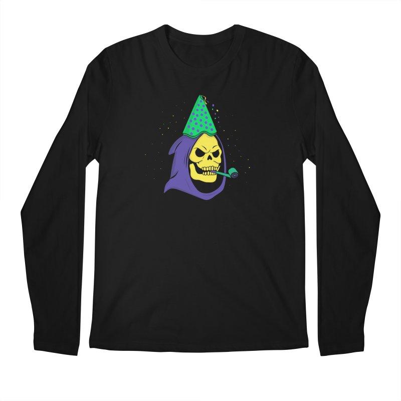Skull Party Men's Longsleeve T-Shirt by darruda's Artist Shop