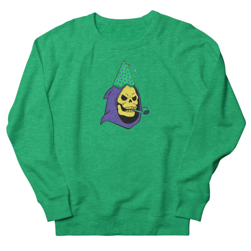 Skull Party Women's Sweatshirt by darruda's Artist Shop