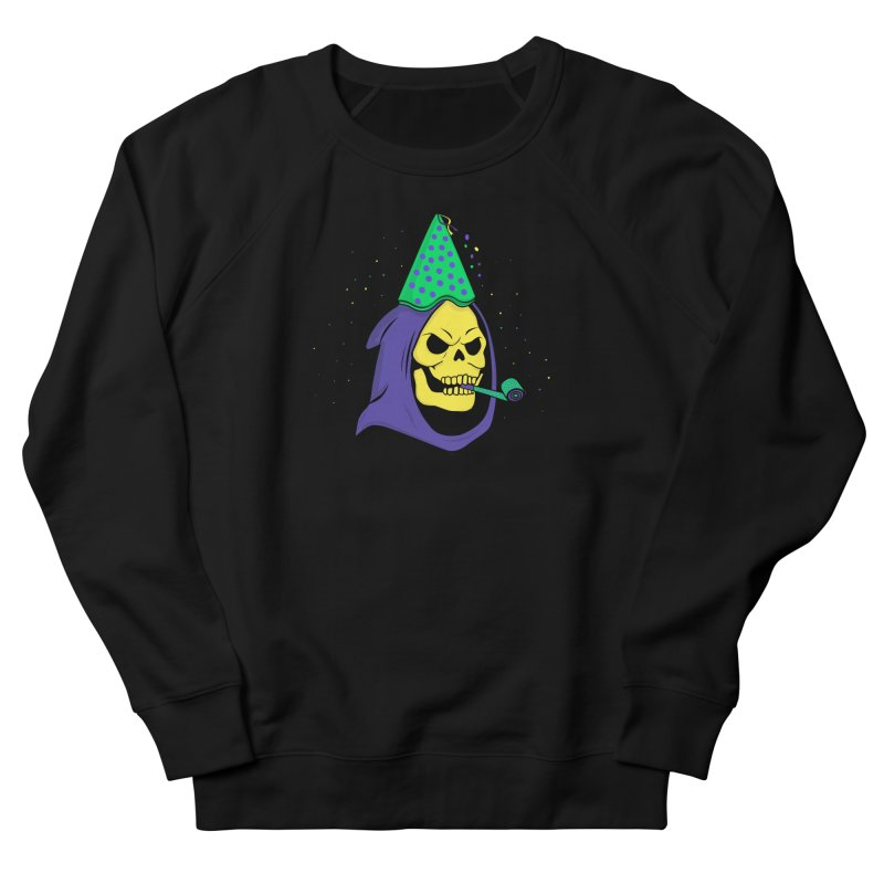 Skull Party Women's Sweatshirt by darruda's Artist Shop