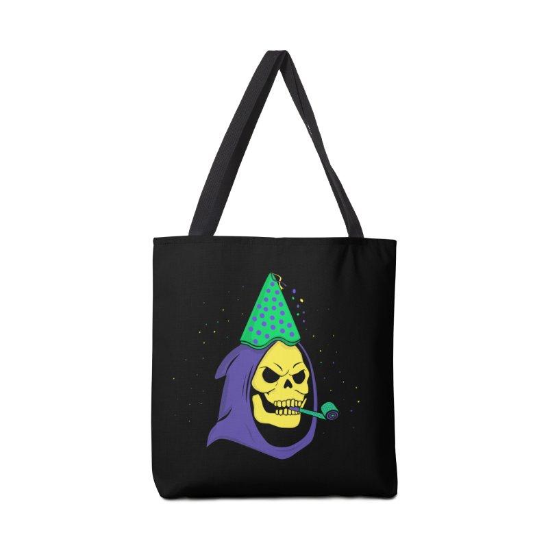 Skull Party Accessories Bag by darruda's Artist Shop