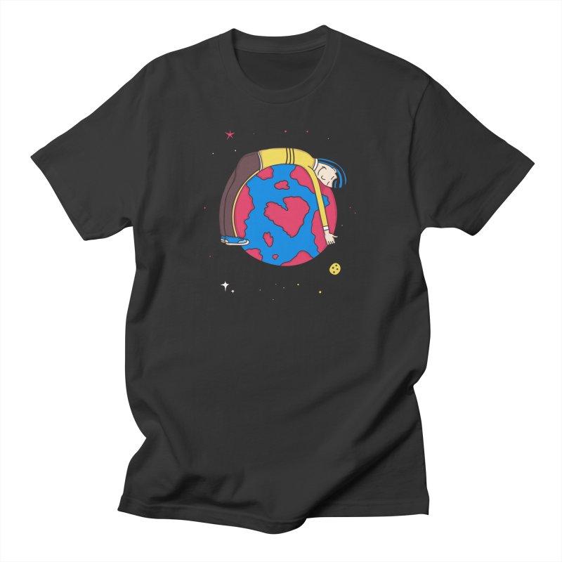 Addict to the Planet Women's Unisex T-Shirt by darruda's Artist Shop