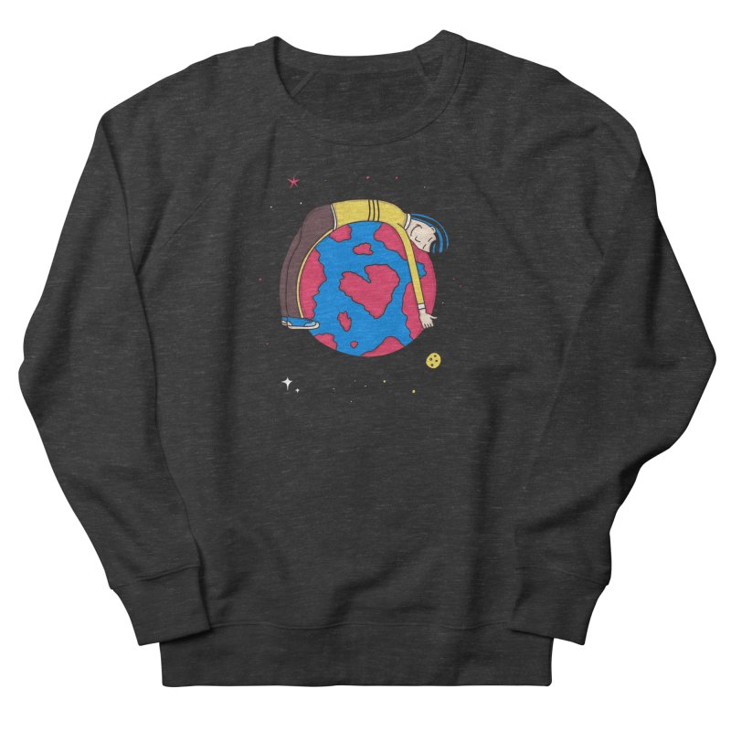 Addict to the Planet Women's Sweatshirt by darruda's Artist Shop