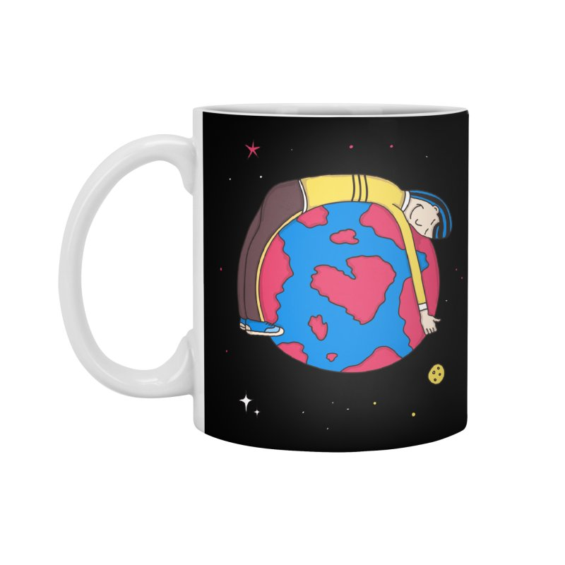 Addict to the Planet Accessories Mug by darruda's Artist Shop