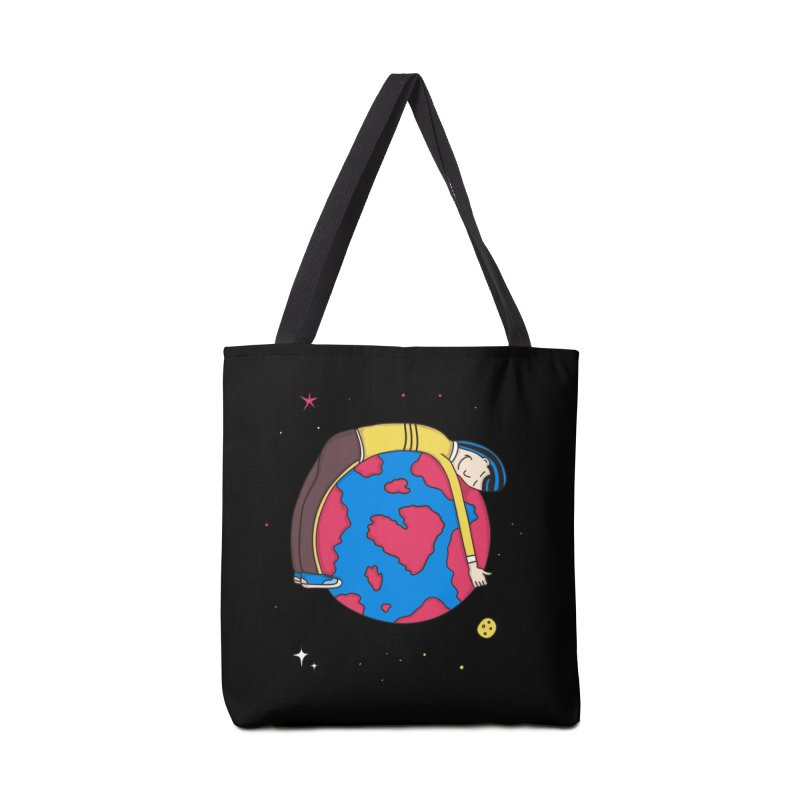 Addict to the Planet Accessories Bag by darruda's Artist Shop