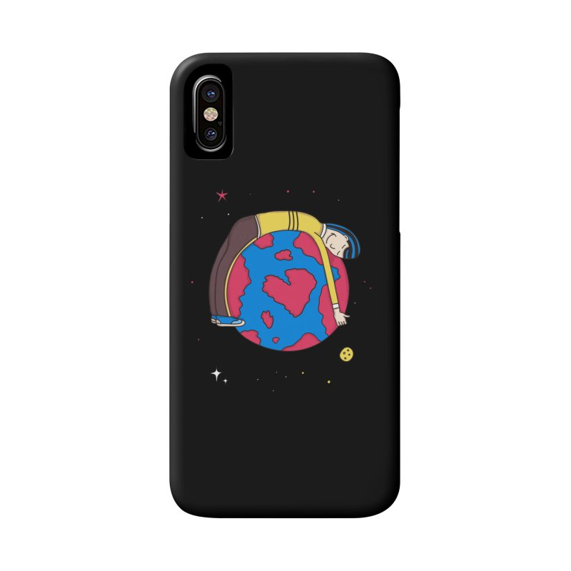 Addict to the Planet Accessories Phone Case by darruda's Artist Shop