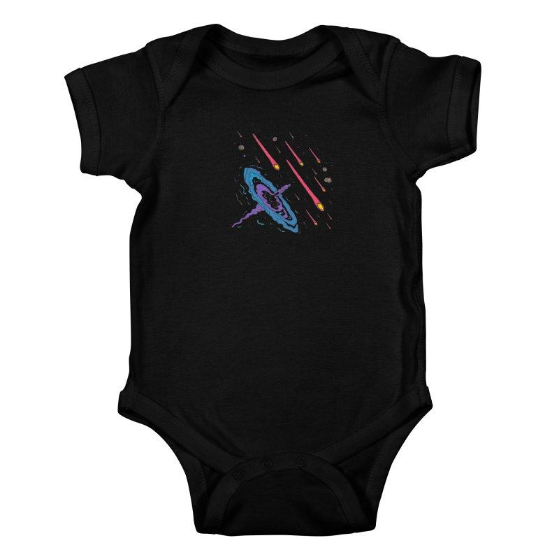 War Kids Baby Bodysuit by darruda's Artist Shop