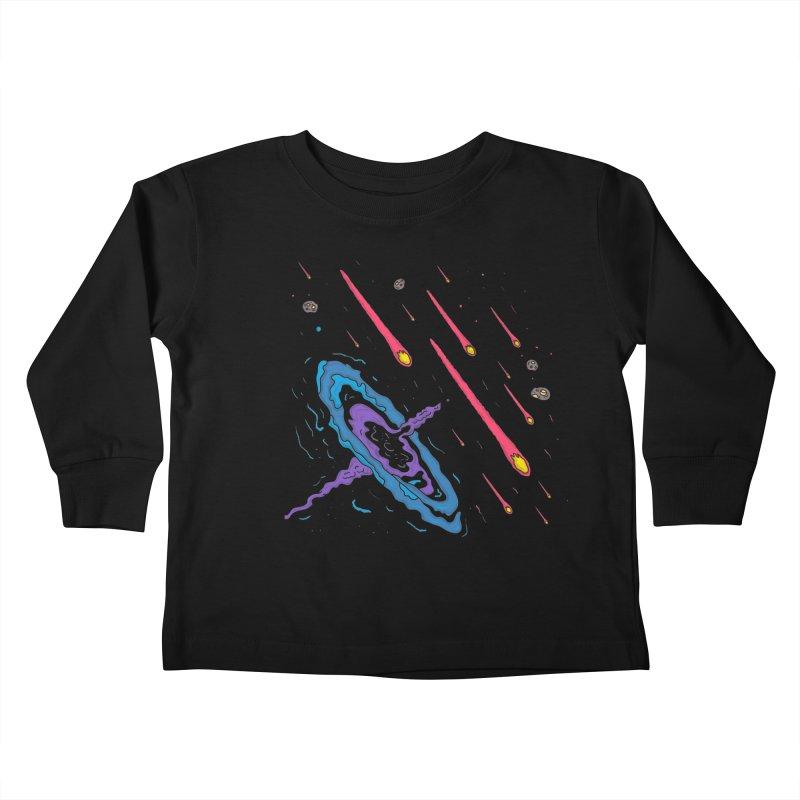 War Kids Toddler Longsleeve T-Shirt by darruda's Artist Shop
