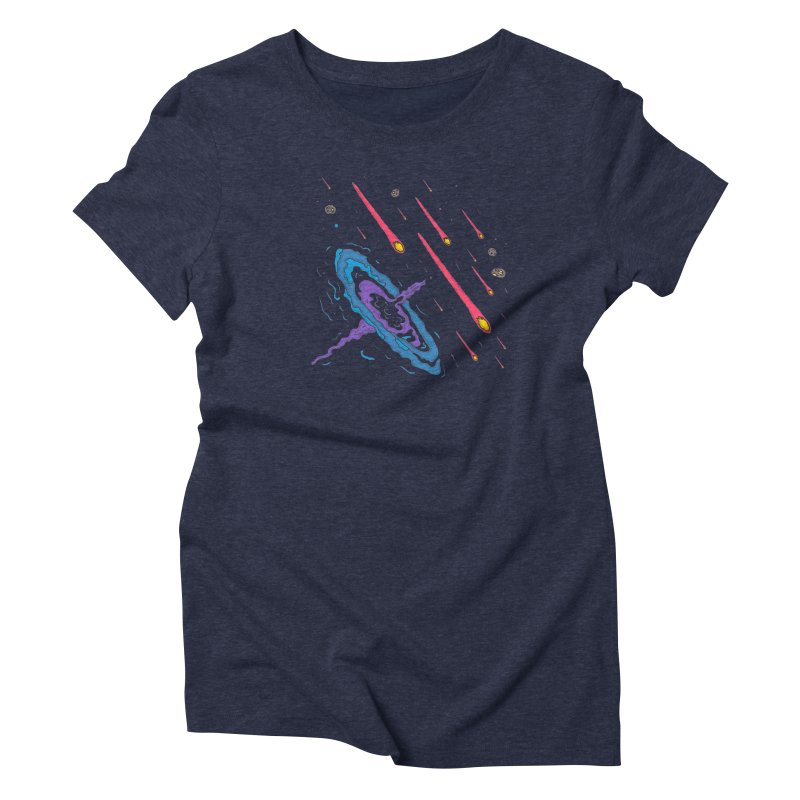 War Women's Triblend T-shirt by darruda's Artist Shop