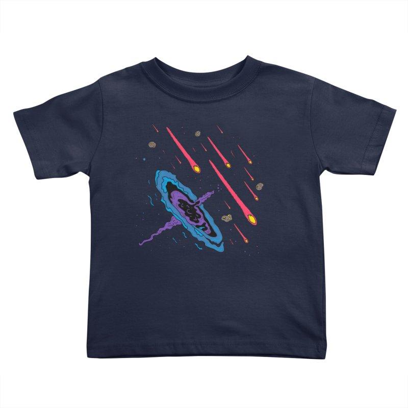 War Ensemble Kids Toddler T-Shirt by darruda's Artist Shop