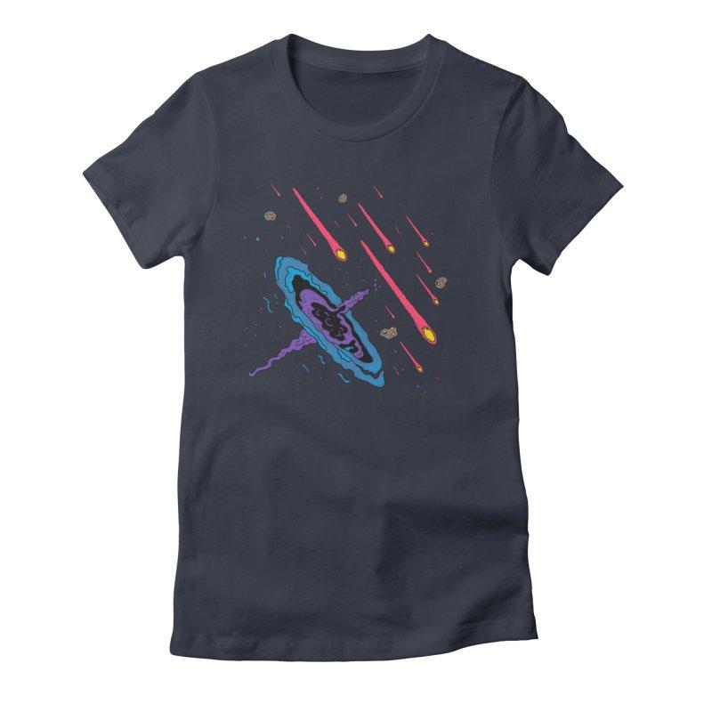 War Ensemble Women's Fitted T-Shirt by darruda's Artist Shop