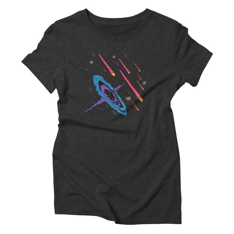 War Ensemble Women's Triblend T-Shirt by darruda's Artist Shop