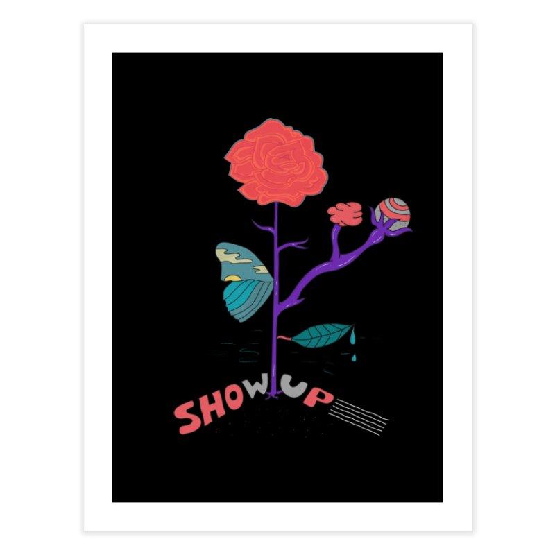 Show up Home Fine Art Print by darruda's Artist Shop