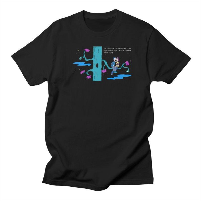 Change Women's Unisex T-Shirt by darruda's Artist Shop