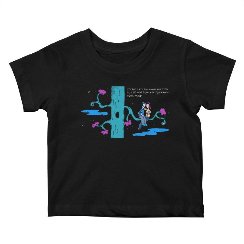 Change Kids Baby T-Shirt by darruda's Artist Shop