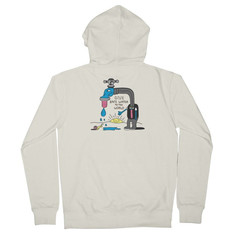 Give Women's Zip-Up Hoody by darruda's Artist Shop