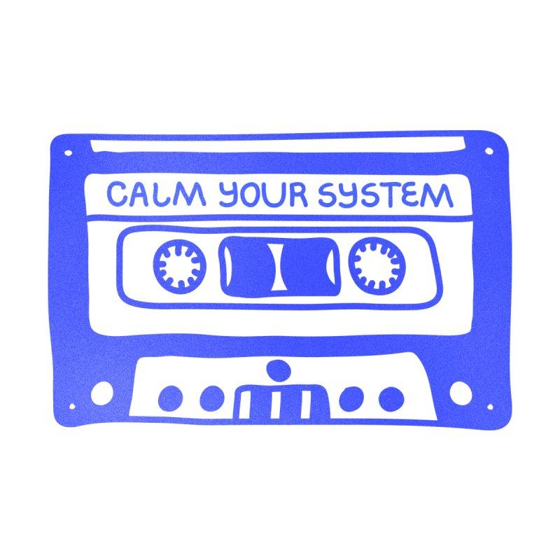 Calm your system Women's Scoop Neck by darruda's Artist Shop