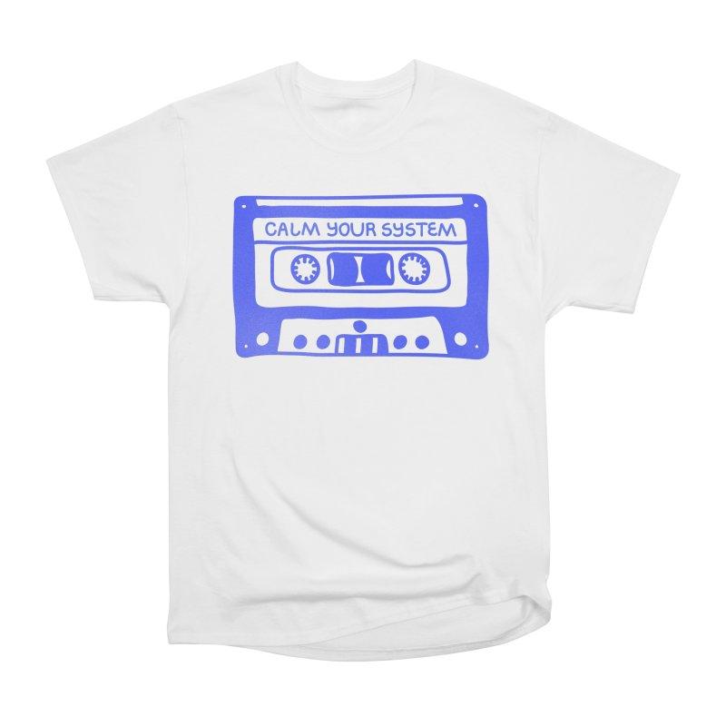 Calm your system Women's T-Shirt by darruda's Artist Shop