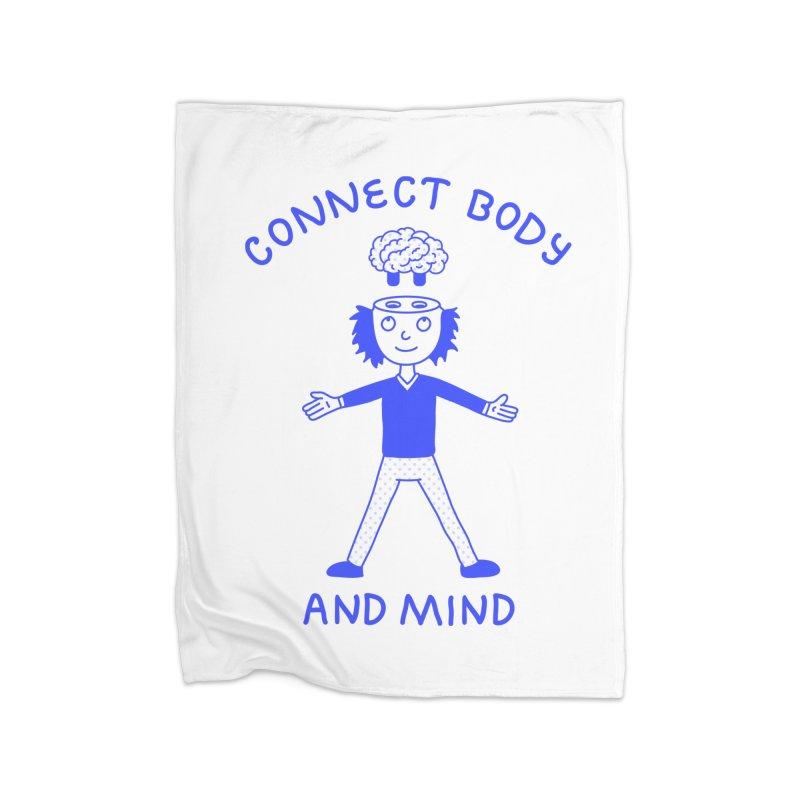 Connect Home Blanket by darruda's Artist Shop