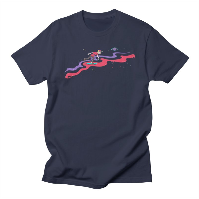 Ride On Men's T-shirt by darruda's Artist Shop