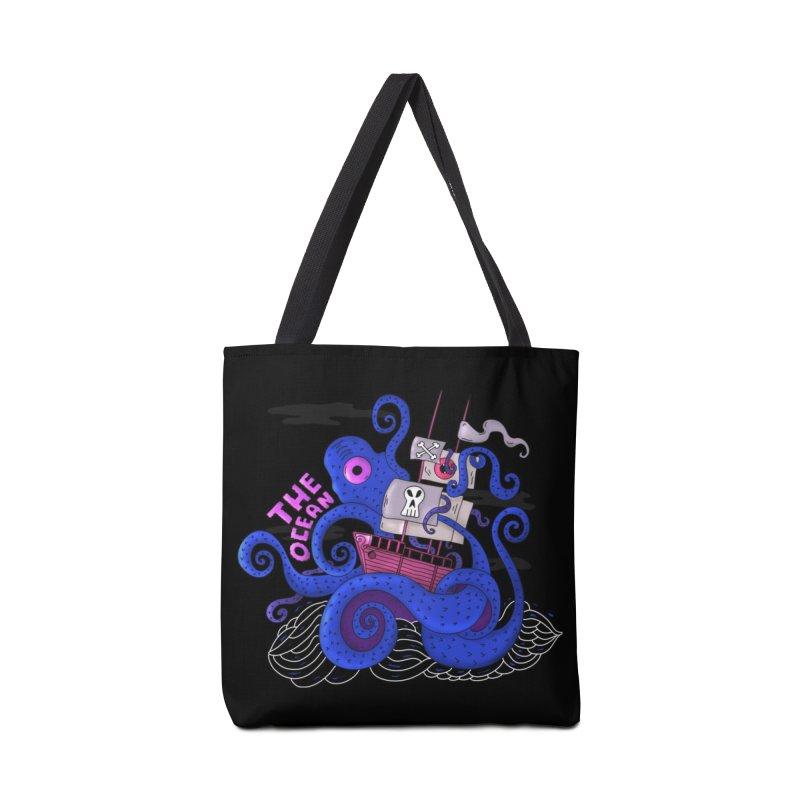The Ocean Accessories Bag by darruda's Artist Shop