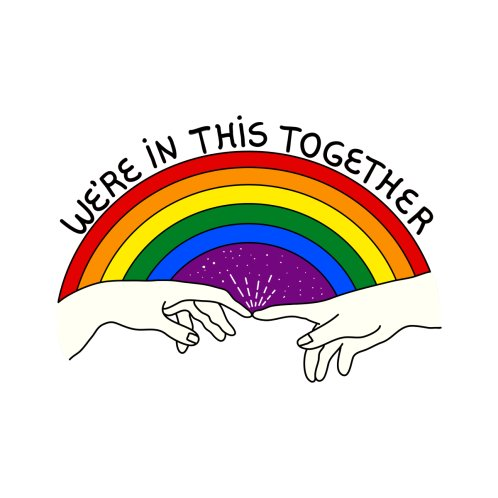 Design for We're in this together